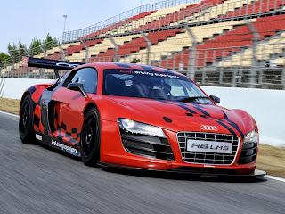 Fondo Audi R8 LMS