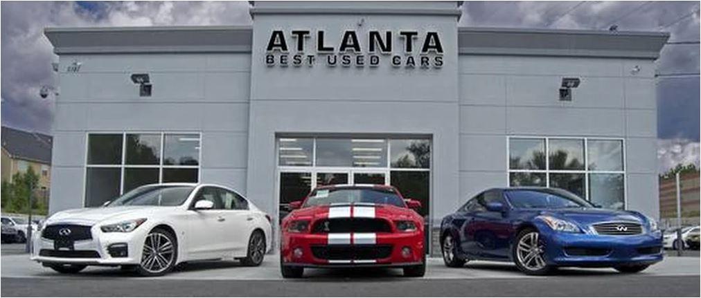Atlanta Used Cars >> Best Used Cars