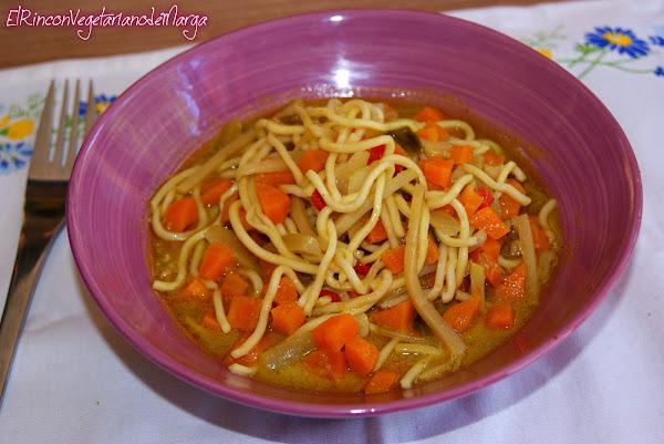 Noodles cocinar en casa es for Cocinar noodles