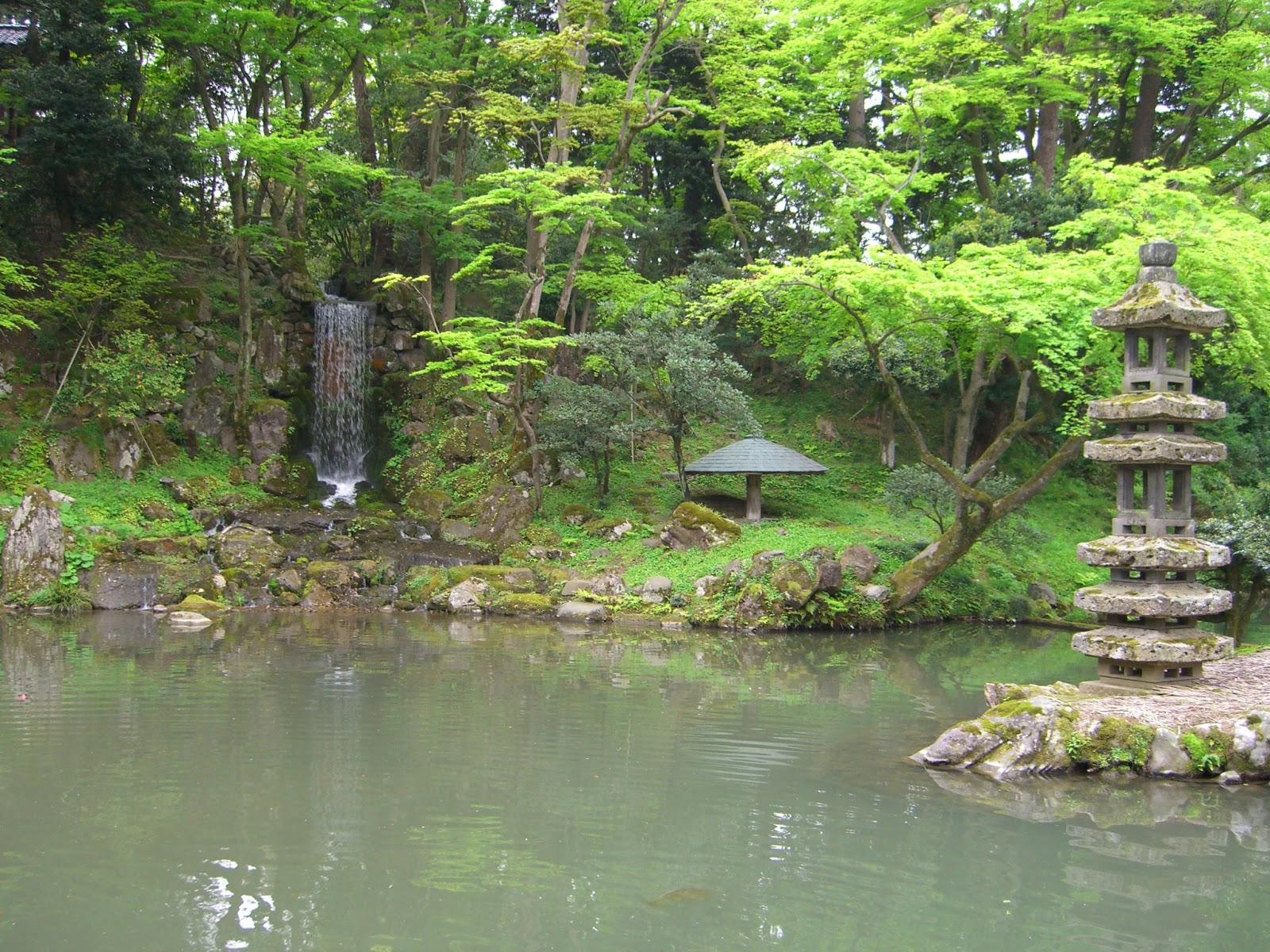 Mundo japon nihon san mei en for Jardin kenrokuen