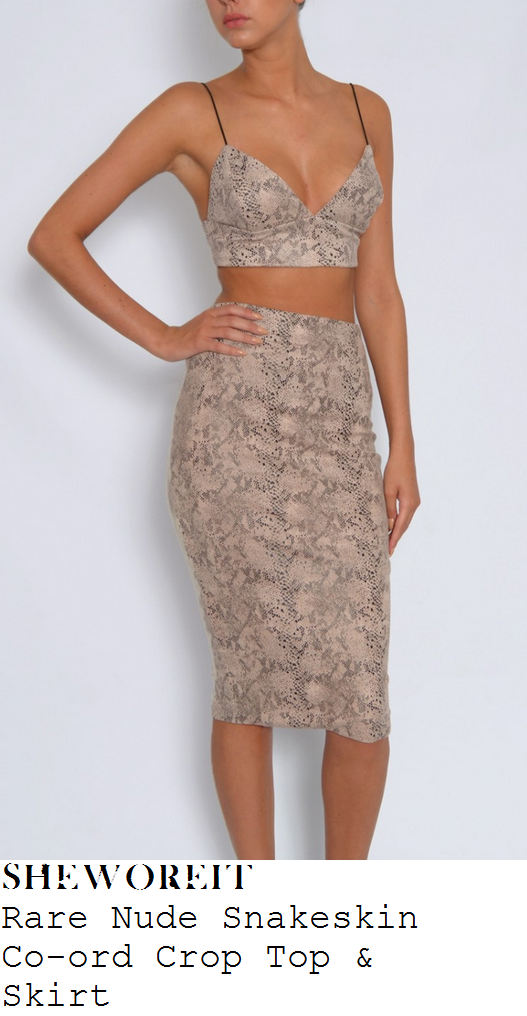 sam-faiers-nude-neutral-snakeskin-crop-top-bralet-and-pencil-skirt-ann-summers-dublin