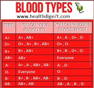 jenis darah, derma darah, golongan jenis darah, u3p usim http://kanvaskehidupanku.blogspot.com/