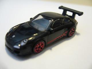 Porsche 911 GT3RS de Kinder Sorpresa