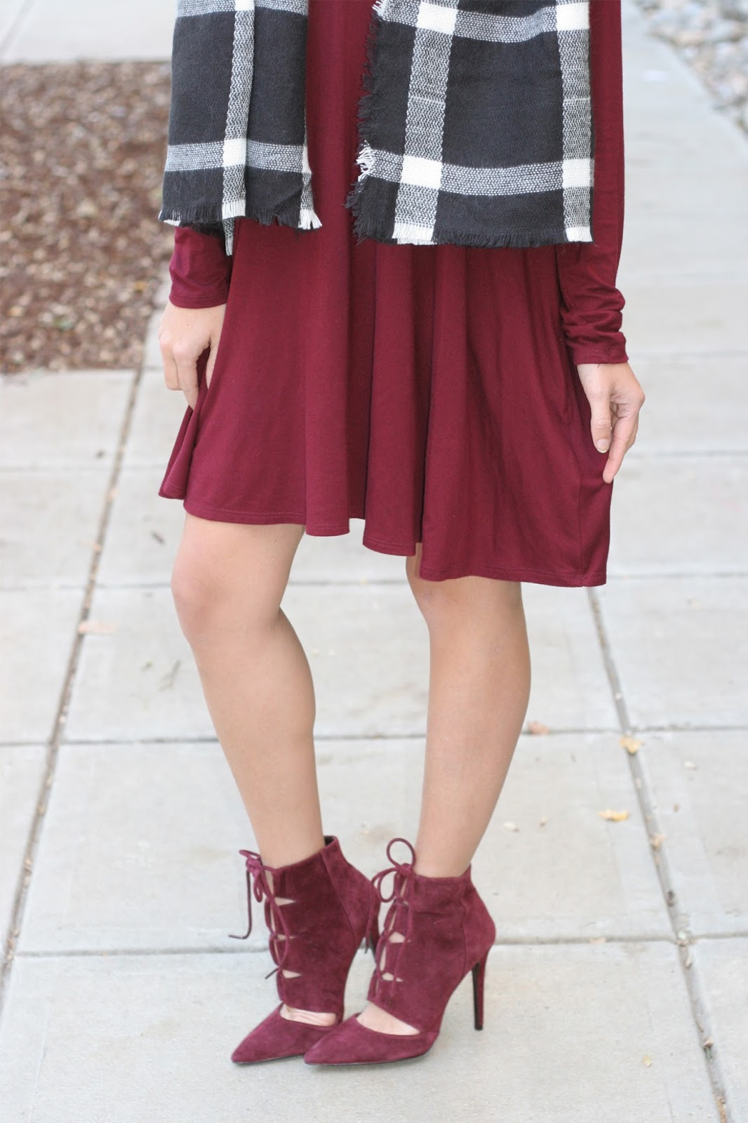Maroon_Burgundy_Marsala_Pointed_Toe_Lace_Up_Pumps