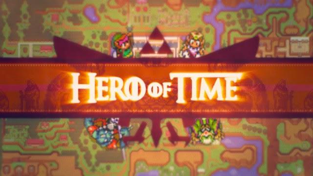 game of thrones zelda