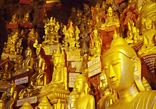 Avventure nel Mondo - Dolce Burma - Pindaya