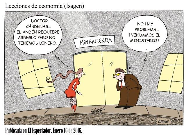 Lecciones de economía (Isagén)