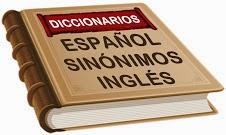 DICCIONARIOS ESPAÑOL, INGLÉS-ESPAÑOL, FRANCÉS-ESPAÑOL ETC.