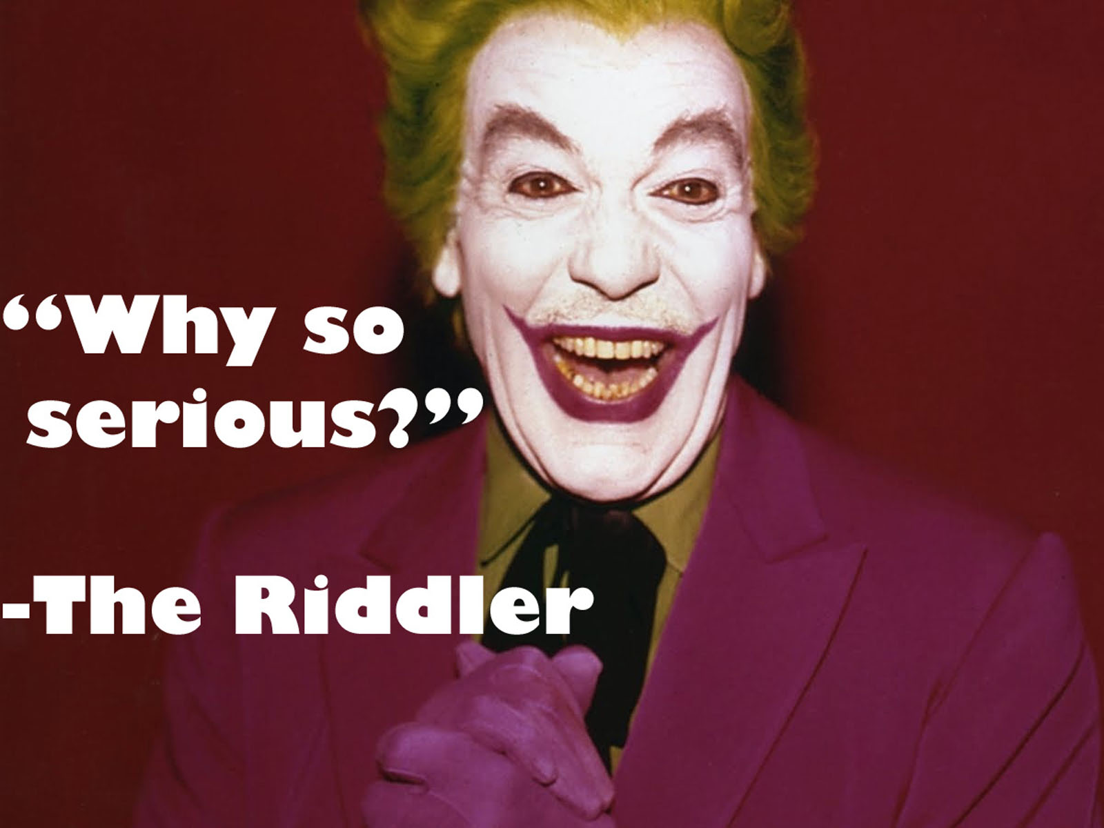 wallpapers: Why so serious wallpapers