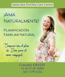Semana Planificación Familiar Natural