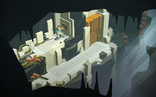 Lara Croft GO Apk + Obb Android | Full Version Pro Free Download