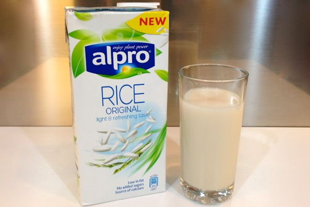 Alpro Rice Original (rice milk)