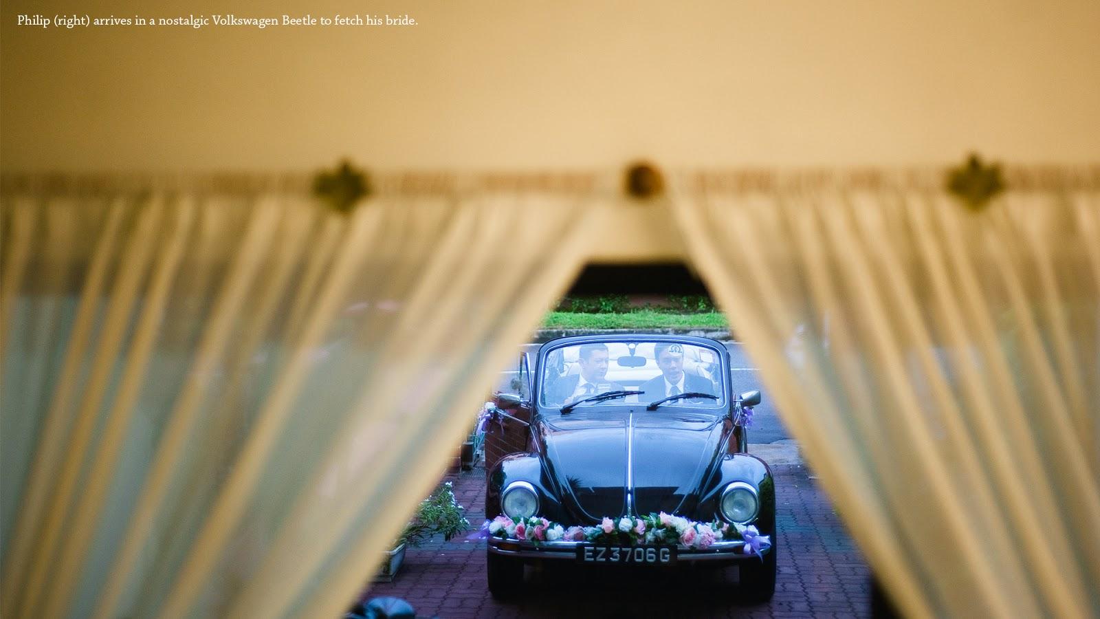 wedding photography singapore sentosa arrival