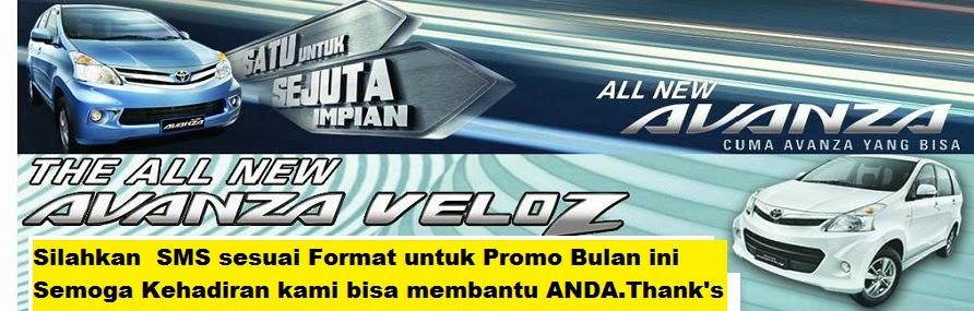 Kredit Murah Avanza 2015 | Cicilan  Toyota | Promo | Diskon Avanza Veloz cikarang   karawang Bogor