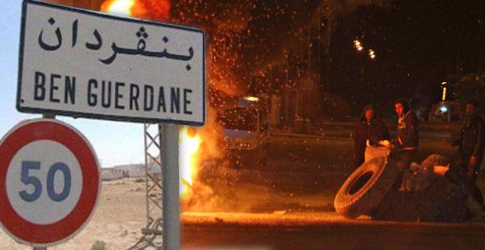 Ben Guerdane: une voiture Tunisienne attaquée par balle sur le territoire Tunisien