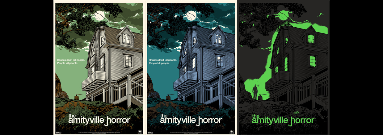 The Amityville Horror by NE - Undead Monday