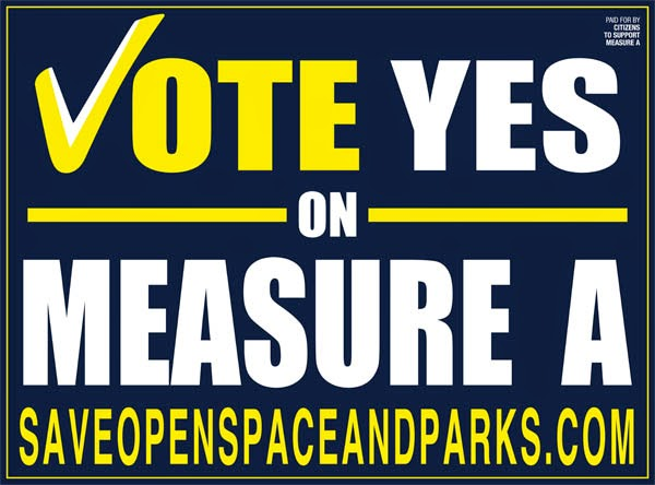 Measure A - vote election golf Buena Park