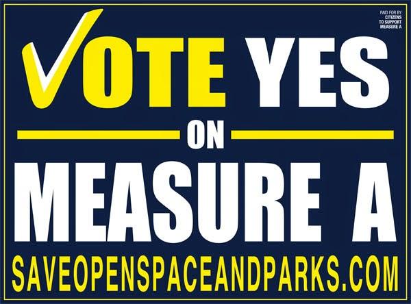 Measure A - vote election golf Buena Park
