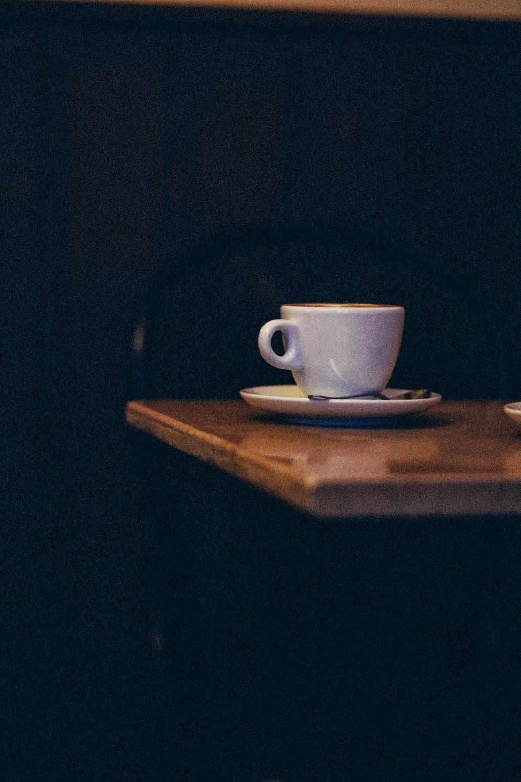 Café en Alcalá de Henares