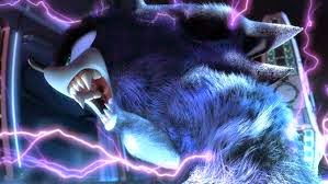 Sonic Unleashed Werewolf