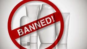 Senarai Produk Dikesan Mengandungi Bahan Terlarang