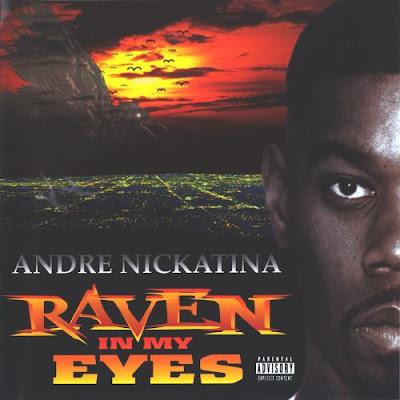 Andre Nickatina – Raven In My Eyes (CD) (1997) (FLAC + 320 kbps)