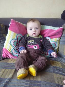 Johan 5 mois