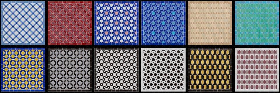 Peiplace 39 s culture diary zellige mosaico pieza a pieza for Mosaico marroqui