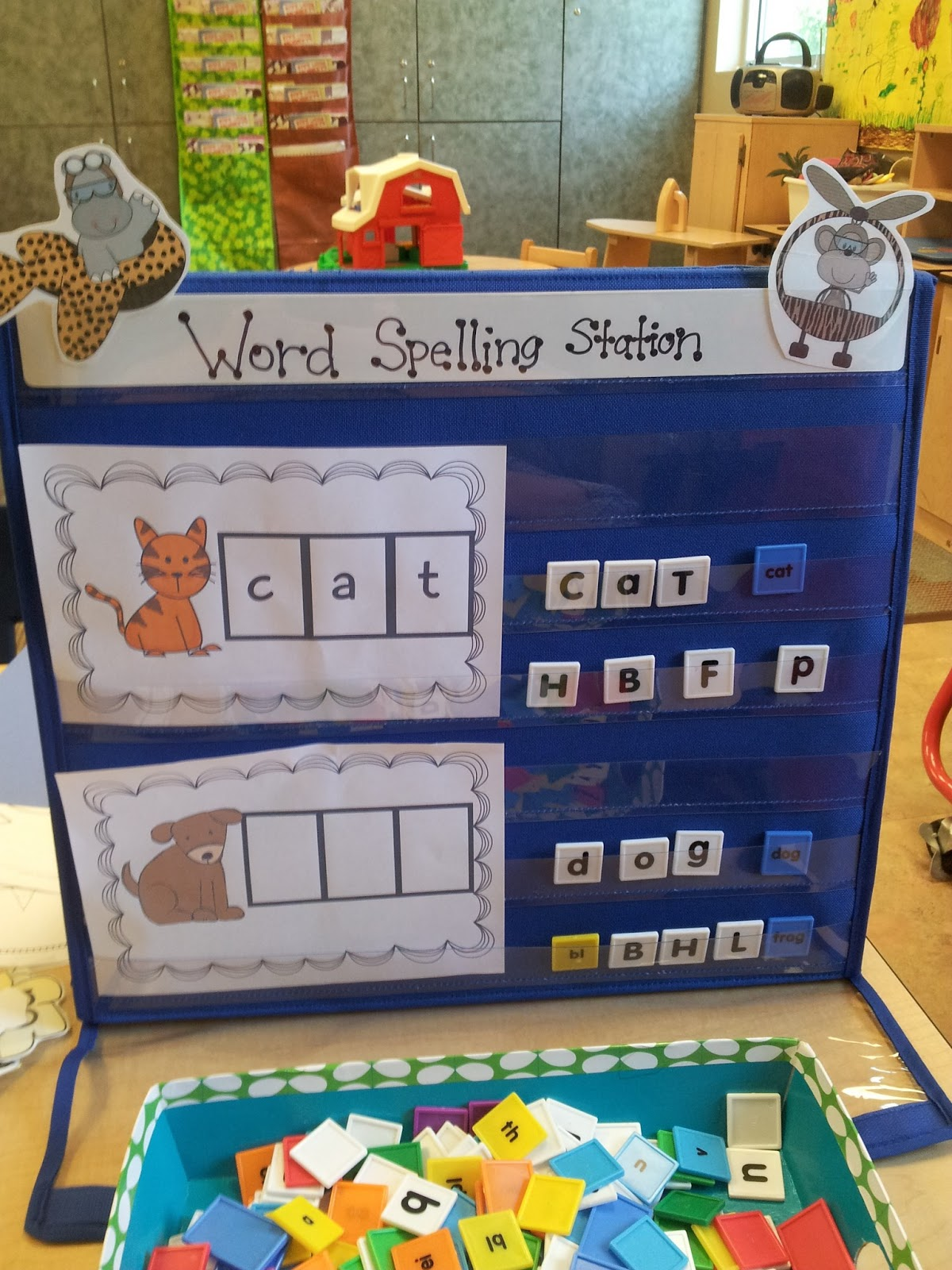 Worksheet Pre K Reading Activities the crazy pre k classroom how to differentiate reading and spelling instruction for young learners