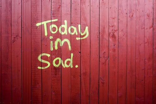 Aku Merasa Sedih Malam Ini