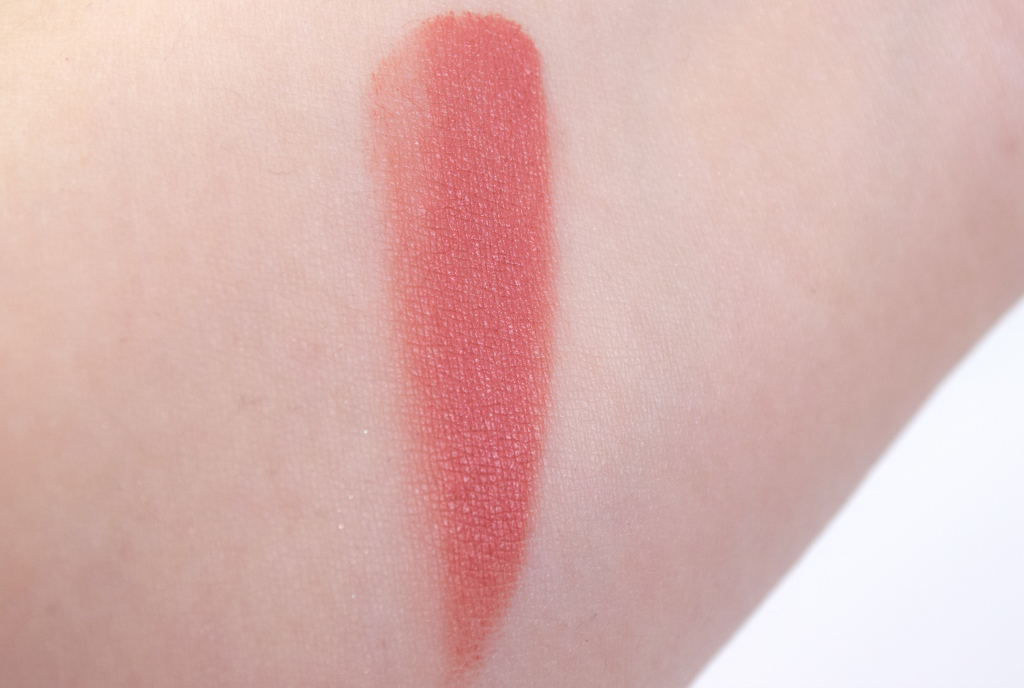 Makeup Revolution 'Rose Cream' Cream Blusher Review Swatch