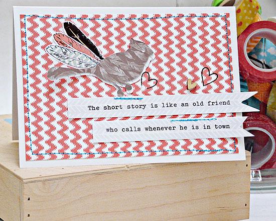 story card by Sian Fair