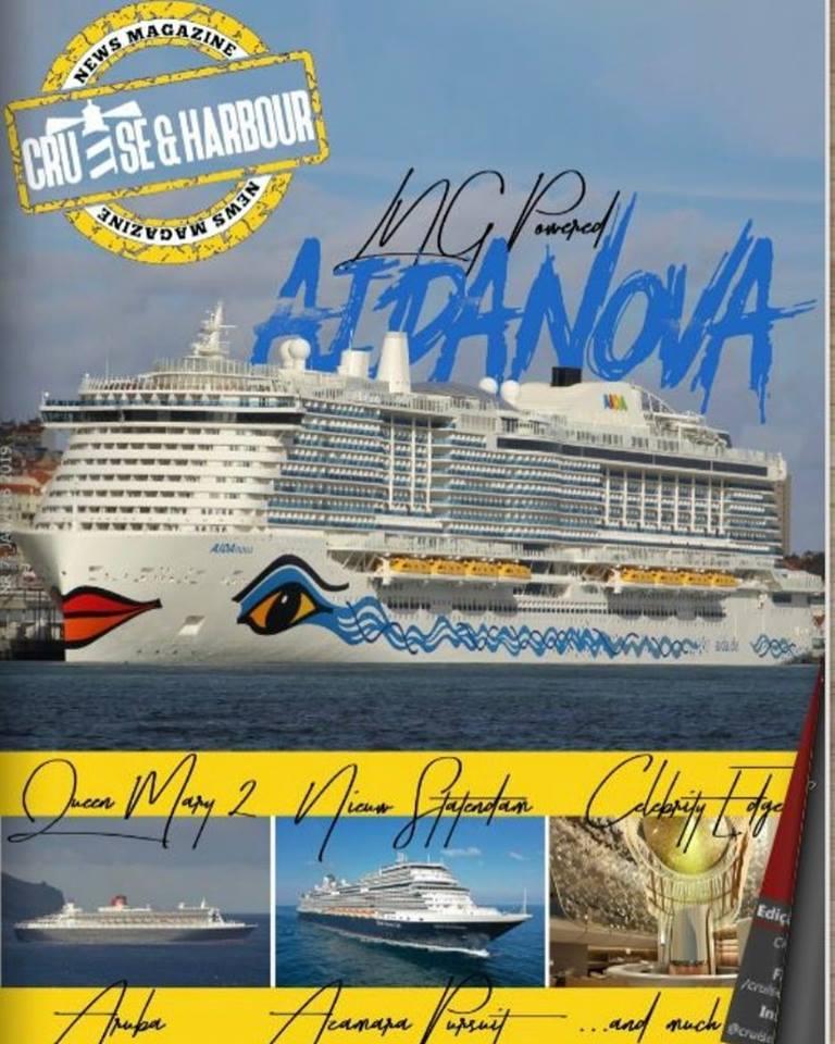 7º Edição Cruise & Harbour News