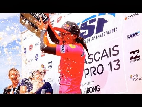 TOURNOTES CARISSA MOORE 2013 ASP WORLD CHAMPION