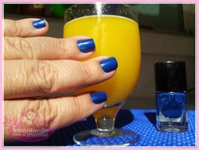 Esmalte azul Gio Antonelli