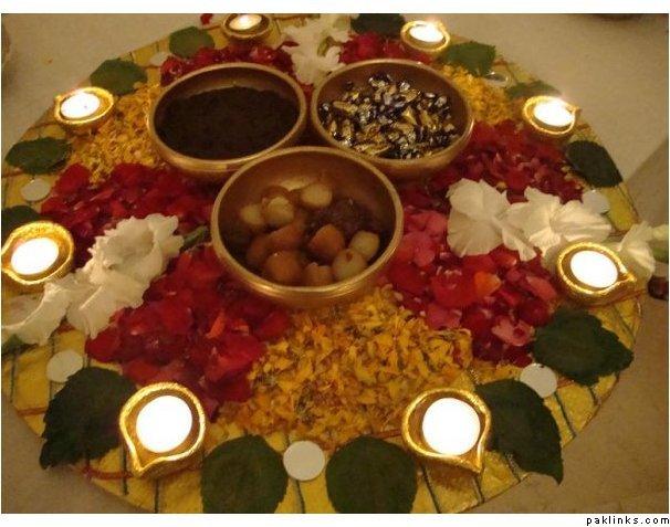 Mehndi Thaals Uk : Mehndi thaal plate henna in many diwali