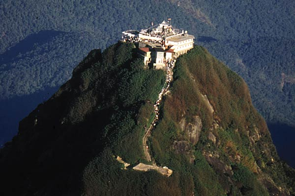 The Adam S Peak Sri Lanka Travel And Tourism