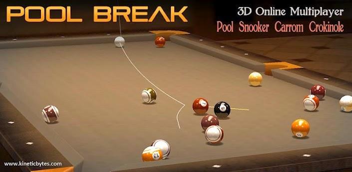 Pool Break Pro 3D Apk