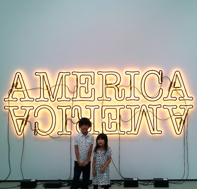 Double America at The Broad Museum Los Angeles
