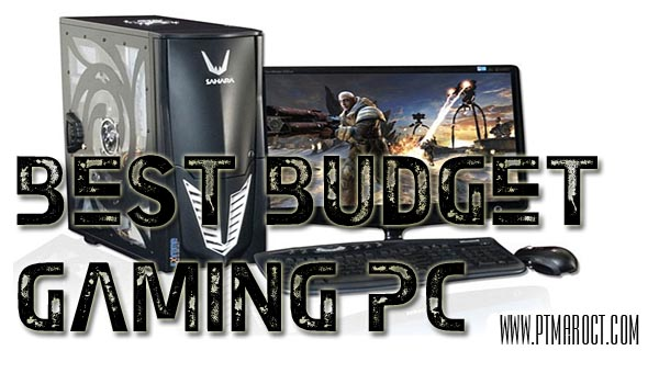 Best Budget Gaming PC India 2013