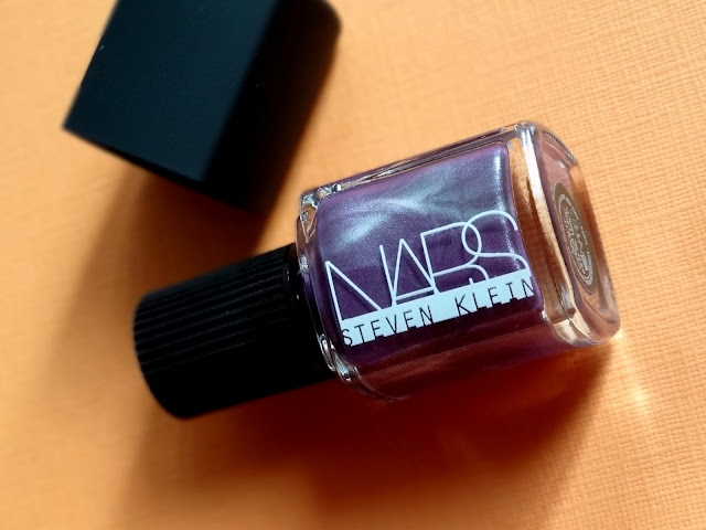 NARS Steven Klein Holiday 2015 Collection Night Creature Nail Polish