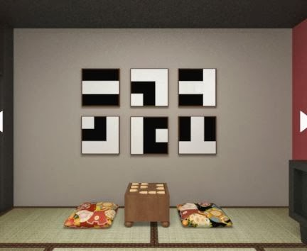 Room escape japanese room 2 apartment for Small room escape 6 walkthrough
