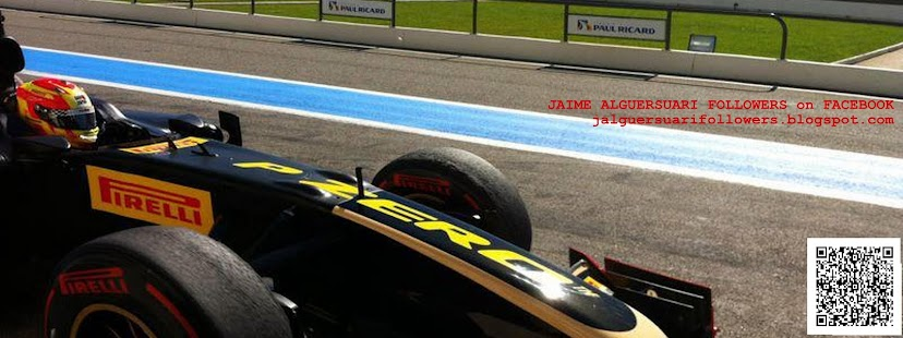 JAIME ALGUERSUARI FOLLOWERS