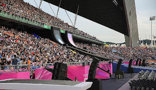 Student Athletes Thrive At Universiade 2015 With HARMAN's JBL VTX Line Arrays and Crown I-Tech HD Amplifiers