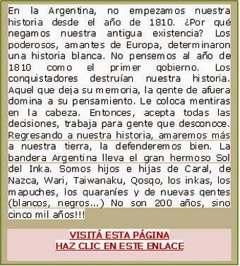 CINCO MIL AÑOS DE HISTORIA