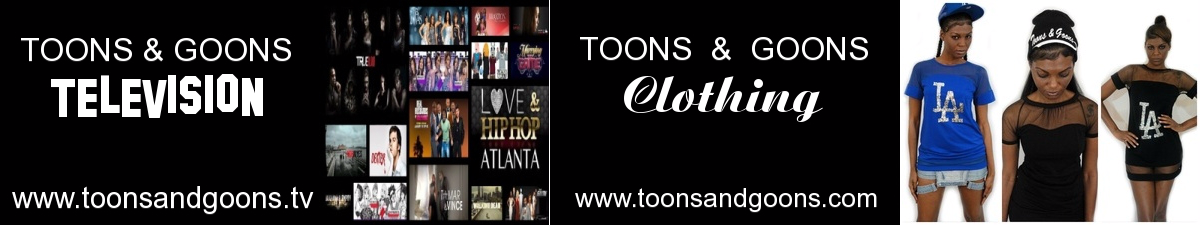 Toons & Goons Clothing