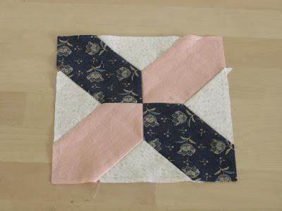 blok 1 1865 passion sampler quilt