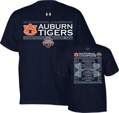 Auburn tigers national champions tee sweatshirt for National championship t shirts