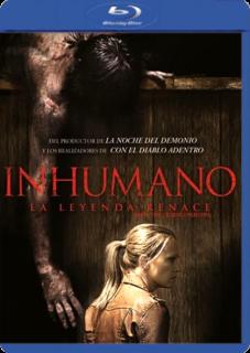 Inhumano (2013) Dvdrip Latino [Terror]
