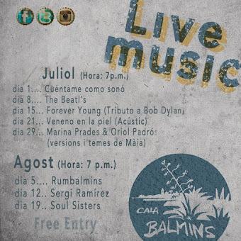 LIVE MUSIC' 18